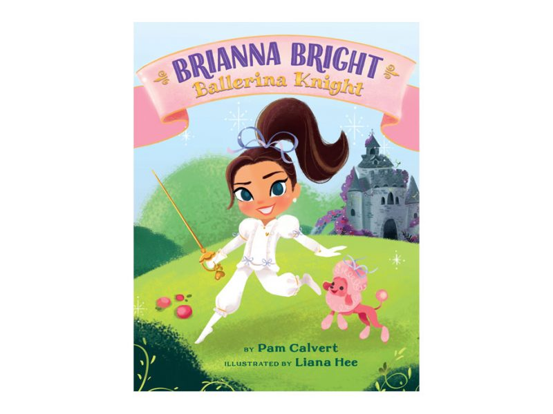 children's picture book titled Brianna Bright Ballerina Knight