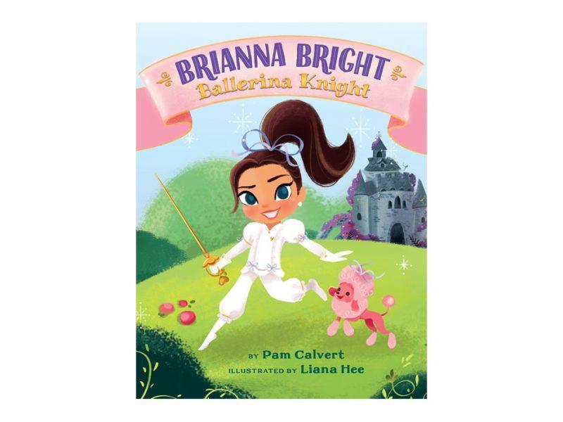 children's picture book titled Brianna Bright Ballerina Knight