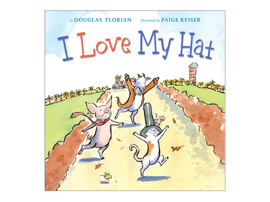 cover of I Love My Hat