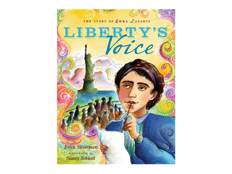children's book about the story of Emma Lazarus