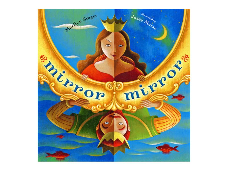 poetry children's book called Mirror Mirror