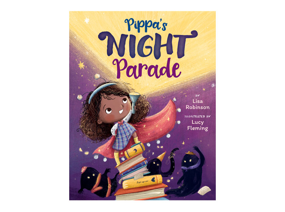 picture book of young black girl
