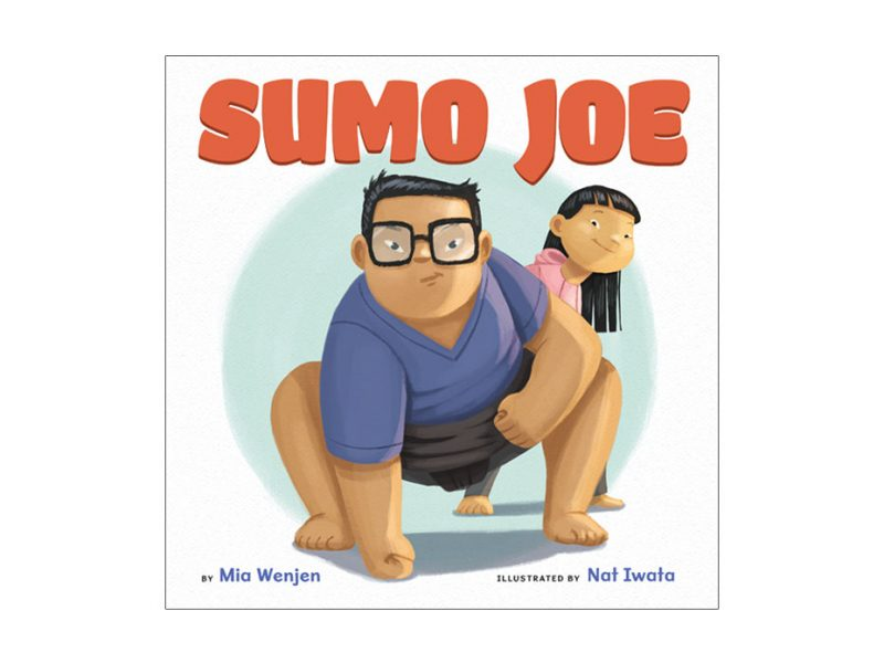 picture book cover named Sumo Joe