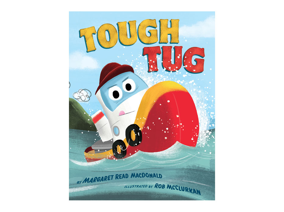 children's book about a tug boat in Alaska