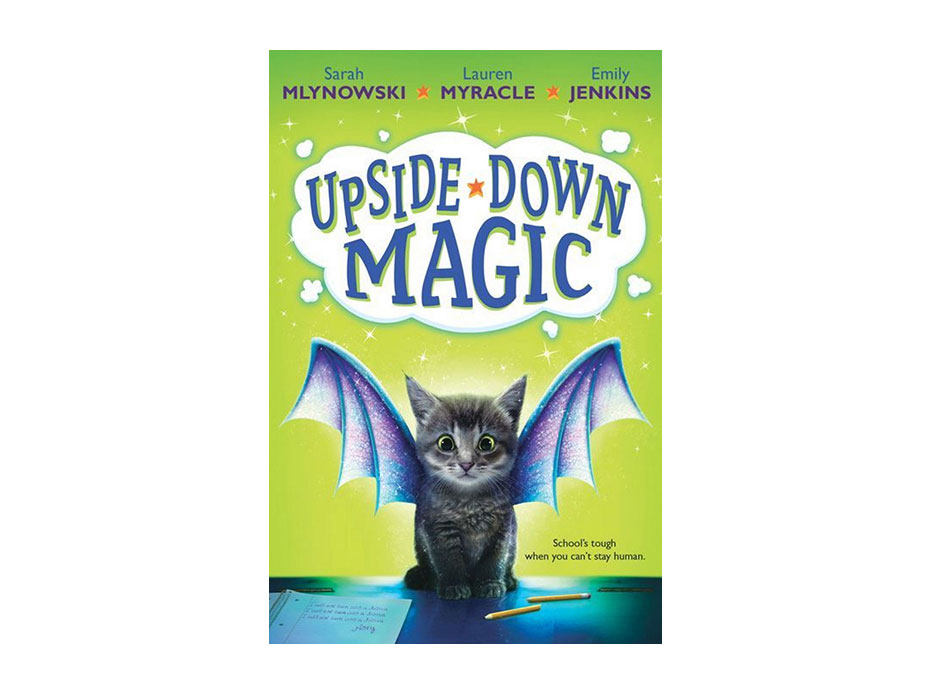 cover image of Upside Down Magic