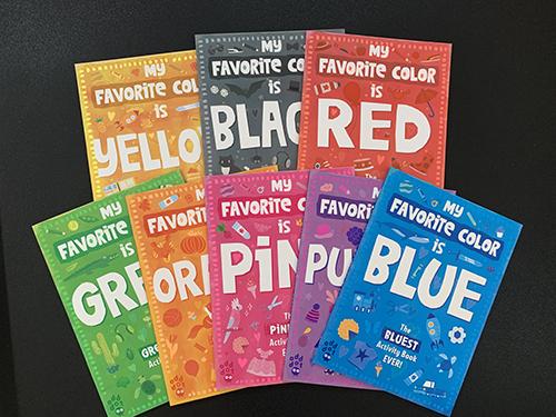 My Favorite Color Is series