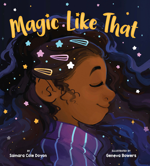 Magic Like That picture book